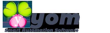 YOM LAB Technologies Logo